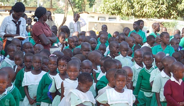 Favour Africa Improving Children's Care