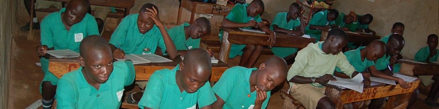 Education Program in Northern Uganda and South Sudan