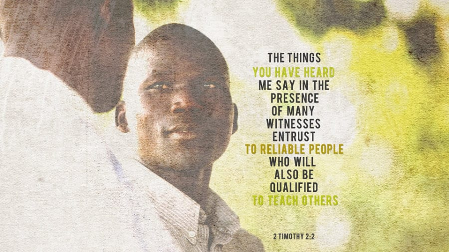 Bible Quote: 2 Timothy 2:2