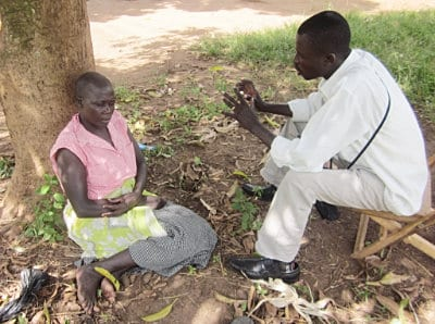 Trauma Counseling for Communities in Northern Uganda and South Sudan